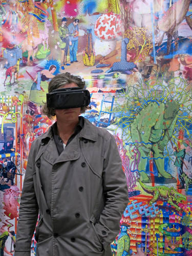 Galerie Plus, Bremen, Oliver Zabel, Virtual Reality