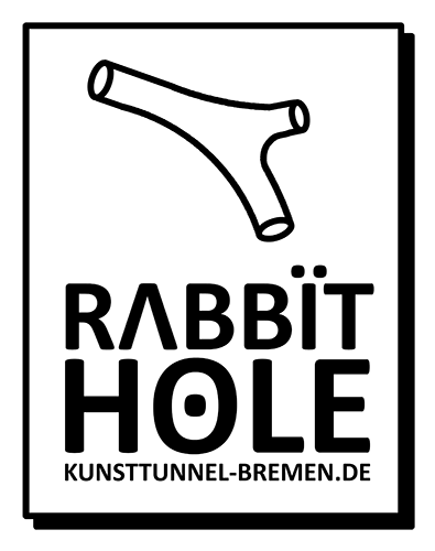 Kunsttunnel-Bremen, Rabbit Hole, Logo