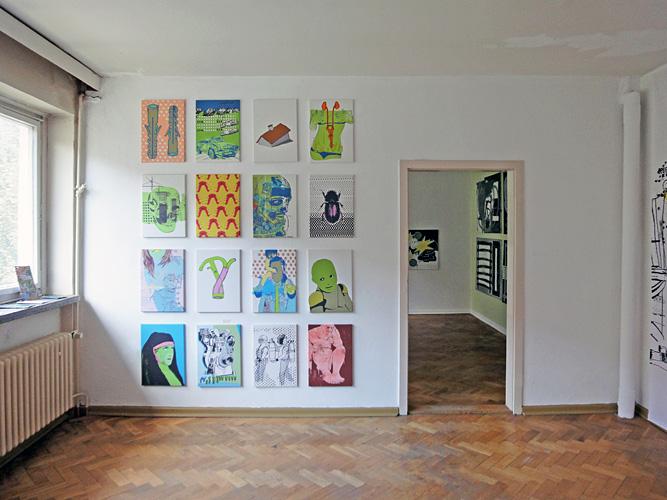 Johann Busen Ausstellungen