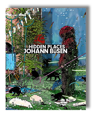 Johann Büsen, Hidden Places, Katalog