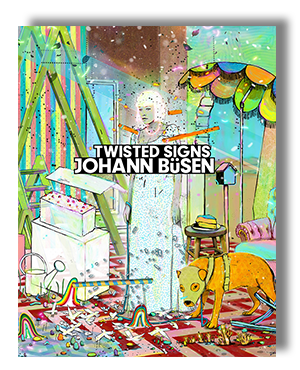 Johann Büsen, Twisted Signs, Katalog